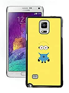 Personalized Design Samsung Note 4 Despicable Me 40 Phone Cover Case for Samsung Galaxy Note4 N910 Black