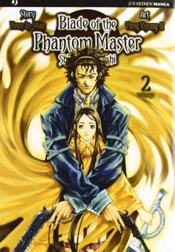 (Blade of the phantom master. Shin angyo onshi vol. 2 )