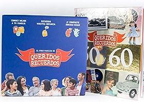 Juego de Mesa Familiar Queridos Recuerdos + Libro de la década. Un ...
