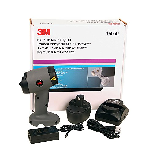 3M (16550) PPS SUN GUN II Light Kit (2 Gun Kit)