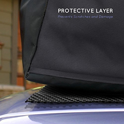 ROOF CARGO BAG PROTECTIVE MAT for Car Roof Storage Bags with EXTRA PADDING and GRIP Place the car roof mat under any rooftop cargo bag TOP UNIVERSAL ROOF ... & ROOF CARGO BAG PROTECTIVE MAT for Car Roof Storage Bags with EXTRA ...