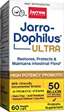 Jarrow Formulas Ultra Jarro-Dophilus, 50 Billion Organisms, 60 Count