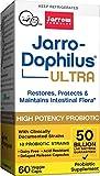 Jarrow Formulas Ultra Jarro-Dophilus, 50 Billion Organisms, 60 Count
