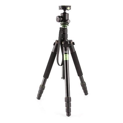 Fotga - Trípode de Aluminio para cámara réflex Digital Nikon Canon ...