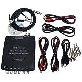 Hantek 1008C - Osciloscopio USB para PC, autodiagnóstico, 8 canales, autodiagnóstico, DAQ, generador programable