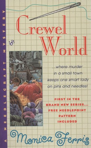 book cover of Crewel World