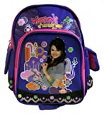 Disney Wizards of Waverly Place Selena Gomez Peacock Mini Backpack