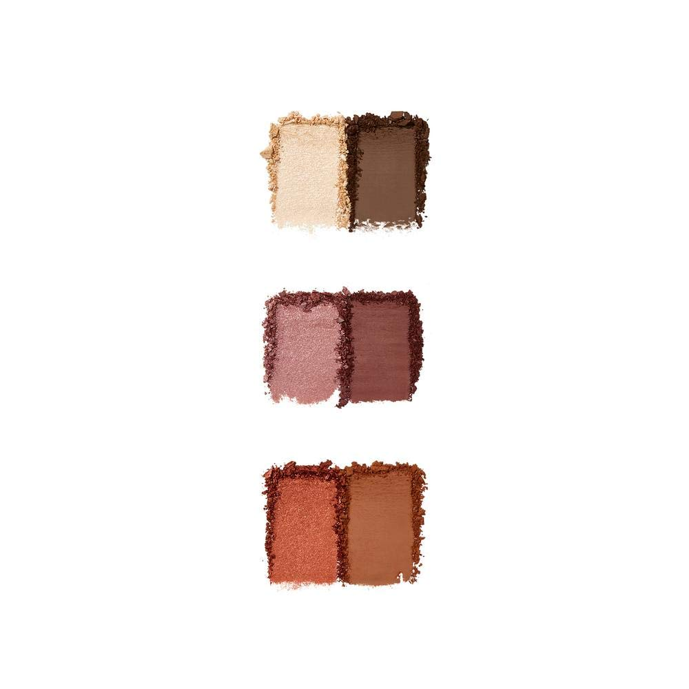e.l.f, Eye Candy Eyeshadow Duo Set, Includes 3 Eyeshadow Duos and Brush, Creamy and Ultra-Pigmented Makeup, 1.26 Oz