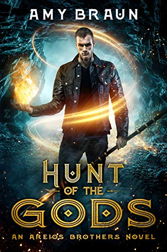 Hunt of the Gods (Areios Brothers Book 2)
