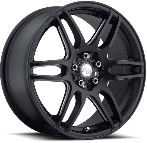 (MHT 10617750345 NR6 M106 Cast Monoblock Wheel Size: 17 x 7.5 Bolt Circle: 5 x 10)