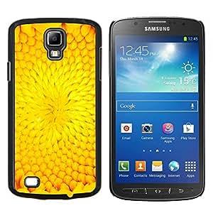 Stuss Case / Funda Carcasa protectora - Pétalo de la flor del girasol del verano - Samsung Galaxy S4 Active i9295