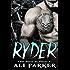 Ryder: (A Gritty Bad Boy MC Romance) (The Lost Breed MC Book 1)