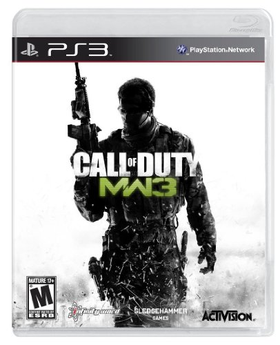 Call of Duty: Modern Warfare 3 - Playstation 3 (Best Gun In Call Of Duty Advanced Warfare)