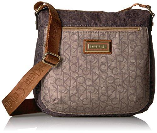 Calvin Klein Nylon Messenger Bag by Calvin Klein
