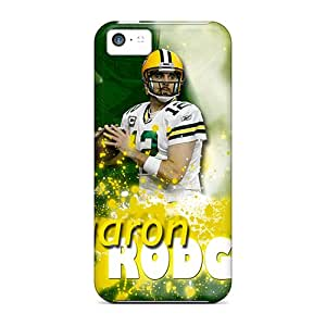 Deeck Perfect Tpu Case For Iphone 5c/ Anti-scratch Protector Case (green Bay Packers)
