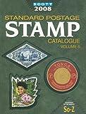 Scott Standard Postage Stamp Catalogue, Volume 6, James E. Kloetzel, 0894874004