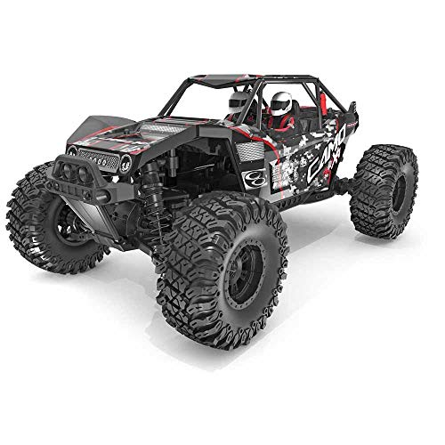 (Camo X4 PRO 1/10 Scale Brushless Electric Rock Racer)