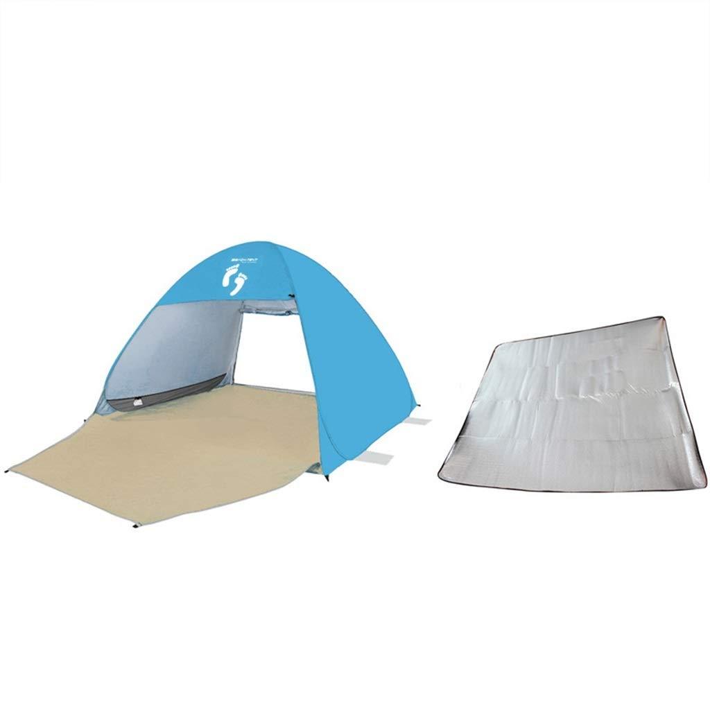 DWJ-Z Automatisches Pop-Up-Zelt, Outdoor-Outdoor-Camping Outdoor-Outdoor-Camping Outdoor-Outdoor-Camping Für 3-4 Personen B07Q2LGJX5 Zelte Verrückter Preis 4a4807