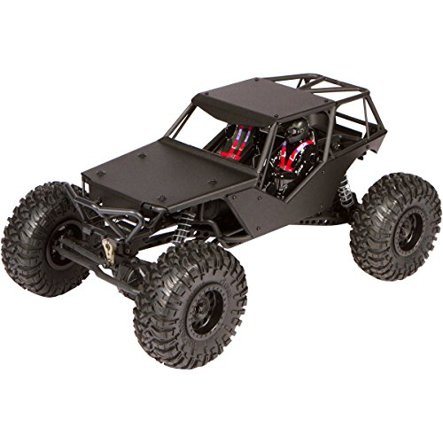 Luxury RC Black Aluminum Axial Racing Wraith Body Panel Kit (With Half Roof)