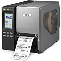 TSC 99-141A001-00LF Barcode Printer, TTP-2610MT, 203 dpi, 12 IPS, 6.6 Print Width, Real Time Clock, Internal Ethernet, LCD Display