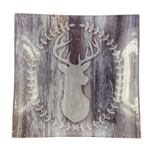 Trinket Tray 57884 Brownlow Gifts Yes Deer
