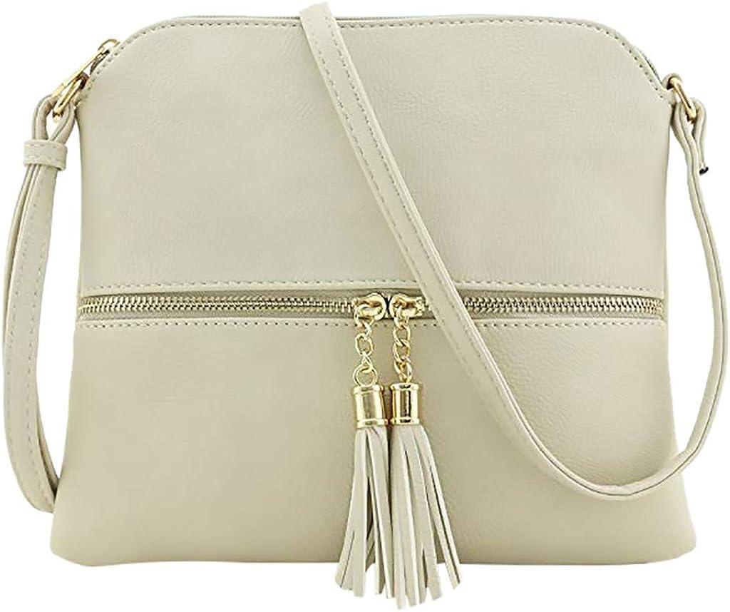 Tassel Crossbody Bag...
