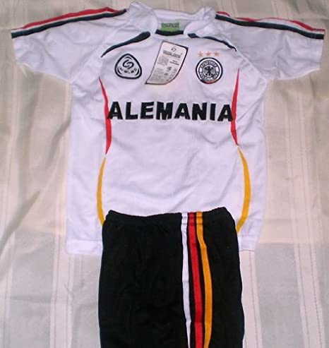 734d99c48d4 Amazon.com   2010 SOUTH AFRICA WORLD CUP KIDS GERMANY ALEMANIA ...