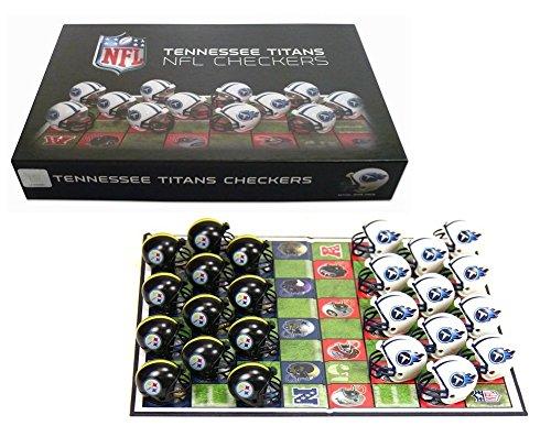 Tennessee Titans Checker - 3