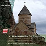 Hovhaness: Exile Symphony: Symphony No. 1 (Exile) / Armenian Rhapsodies Nos. 1-3 / Song of the Sea / Concerto for Soprano Saxophone and Strings