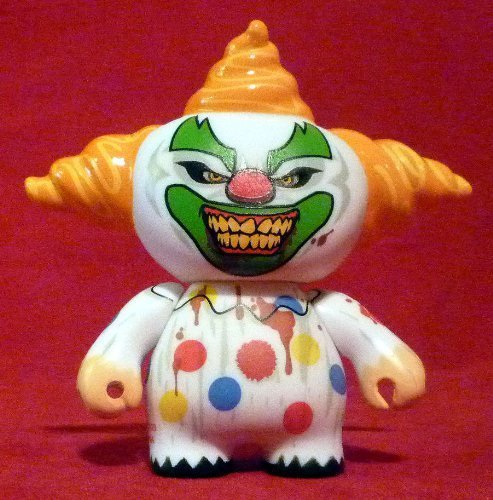 New Universal Studios Florida Halloween Horror Nights 23 2013 Jack the Clown Vinyl Figure Le Zombie Map Park Exclusive -