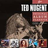 Original Album Classics : Ted Nugent / Free-for-All / Cat Scratch Fever / Weekend Warriors / Scream Dream (Coffret 5 CD)