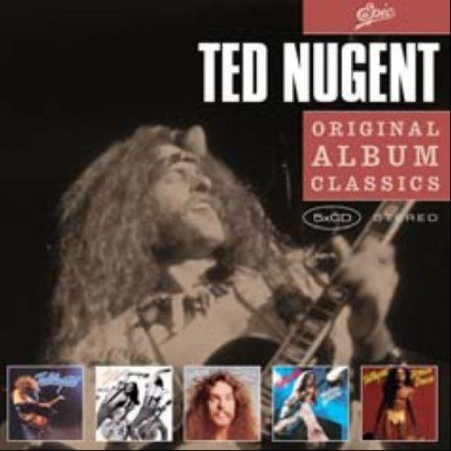 CD : Ted Nugent - Original Album Classics (Germany - Import, 5PC)