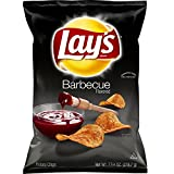 bbq chips lays - Lay's Barbecue Flavored Potato Chips, 7.75 Ounce