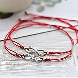 Tarsus Kabbalah Red String Bracelet for Protection