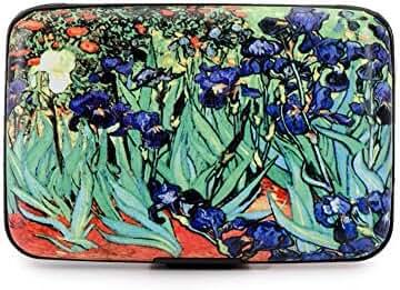 Fine Art Armored Wallet Credit Card Case
