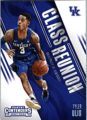 2016-17 Panini Contenders Draft Picks Class Reunion #13 Tyler Ulis Kentucky Wildcats Basketball Card-MINT