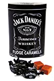 Jack Daniel's Old No. 7 Tennessee Whiskey Fudge Caramels (10.5 ounce, 300 g)