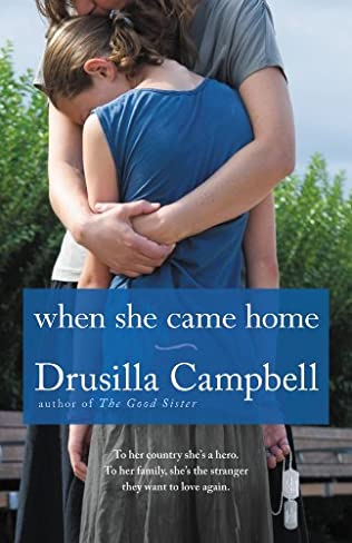 book cover of When She Came Home