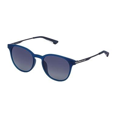 Police - Gafas de sol - para hombre Azul azul mate X-Large ...