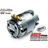 SkyRC Ares Pro Competition 540 Brushless, Sensored SPEC Motor 17.5T/2200KV