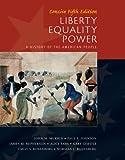 Bundle: Liberty, Equality, Power: Concise, 5th + Rand Mcnally Atlas of American History : Liberty, Equality, Power: Concise, 5th + Rand Mcnally Atlas of American History, Murrin and Murrin, John M., 1111114889