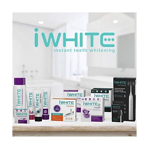 Pasta dental blanqueadora iWhite Instant - Blanqueamiento dental activo - Restauración del esmalte - Remineralización… 6