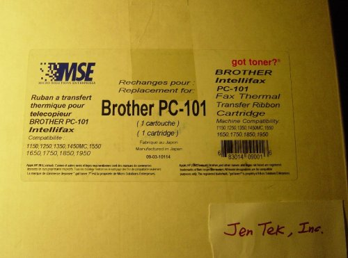Pc101 Compatible Thermal Cartridge - 1