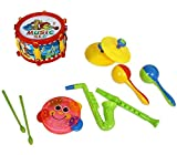 Best dazzling toys Kids Birthday Gifts - Dazzling Toys Rock Star Kids Music Set, Includes Review