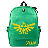 Best Legend Laptop Backpacks - Gumstyle The Legend of Zelda Backpack Rucksack Knapsack Review