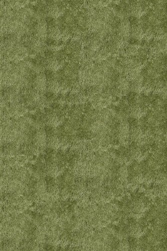 Momeni Rugs LSHAGLS-01APG80A0 Luster Shag Collection, Hand Tufted High Pile Shag Area Rug, 8