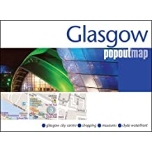 Glasgow PopOut Map (PopOut Maps)