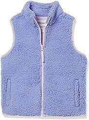 Amazon Essentials girls Polar Fleece Lined Sherpa Vest
