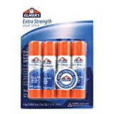 Best Paper Glues - ELMERS Extra Strength Office Glue Sticks, 0.28 oz Review