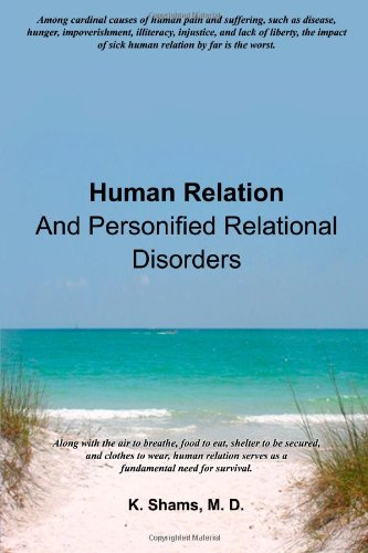 Download Human Relation and Personified Relational Disorders ebook